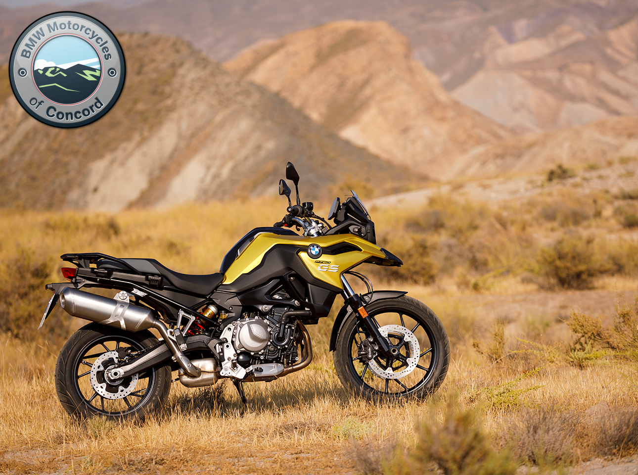BMW Motorcycles of Concord  - BMW F750 GS Image 6