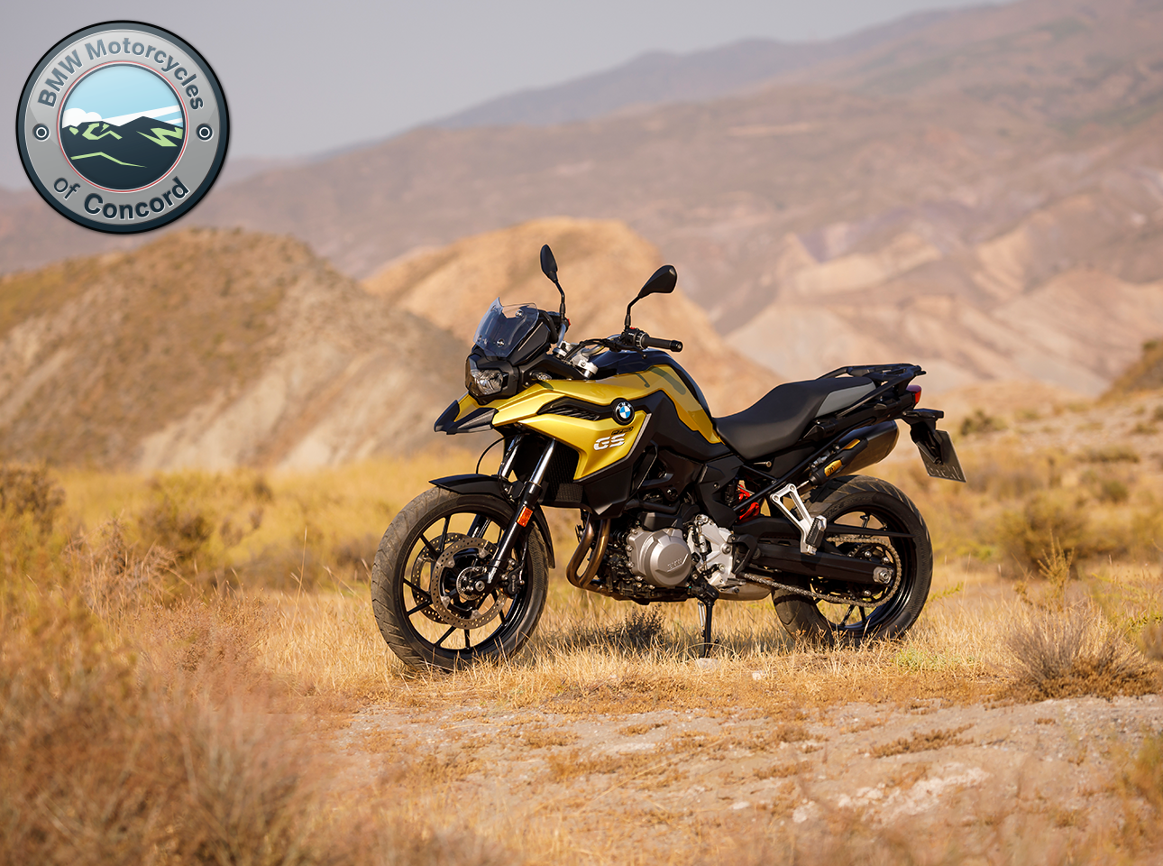 BMW Motorcycles of Concord  - BMW F750 GS Image 1